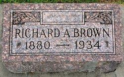 Richard A Brown