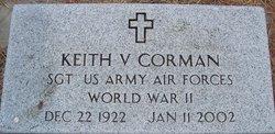 Keith Valdean Corman