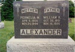 William Reuben Alexander