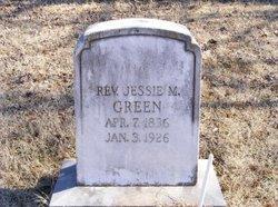 Jesse Mercer Green
