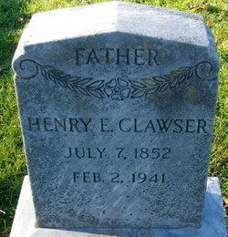 Henry Elias Clawser, Jr