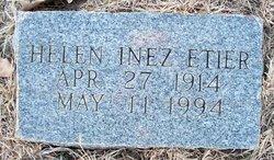 Helen Inez Etier
