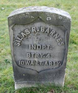 Silas Right Barnes