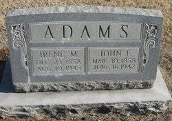 Irene Margaret <i>Chinn</i> Adams