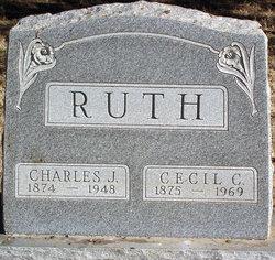 Cecil Caroline <i>Gilliland</i> Ruth