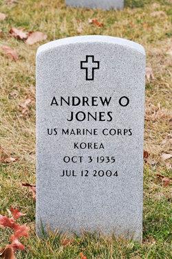Andrew O Jones