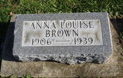 Anna Louise Brown