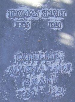 Catherine Alvenia <i>Hatch</i> Smart