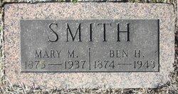 Benjamin Henry Smith