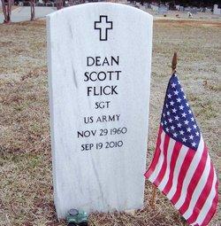 SGT Dean Scott Flick