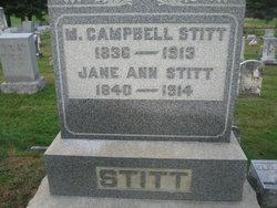 Mark Campbell Stitt