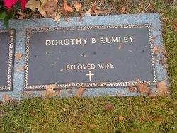 Dorothy Marie Dot <i>Bolejack</i> Rumley