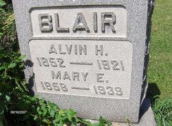 Mary <i>Blough</i> Blair
