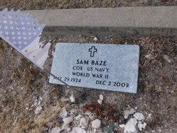 Samuel Ralph Sam Baze