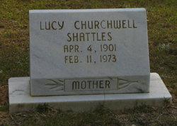 Lucy <i>Churchwell</i> Churchwell Shattles