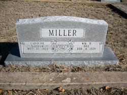 Caroline <i>Barrow</i> Miller