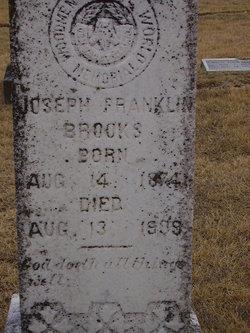 Joseph Franklin Brooks