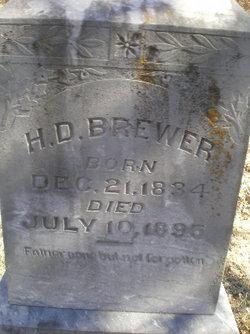 H D Brewer
