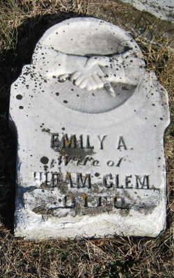 Emily A. <i>Reger</i> Clem