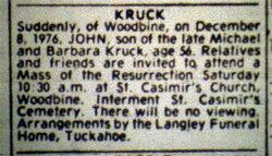 John Kruck