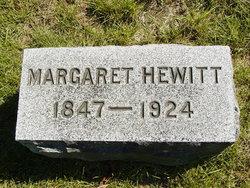 Margaret Hewitt