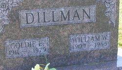 Goldie E. Dillman