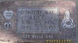 Dorothy Kay Luce