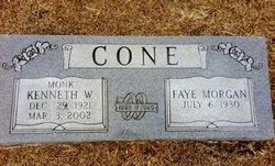 Faye <i>Morgan</i> Cone