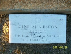 General Shafton Baylor Bacon