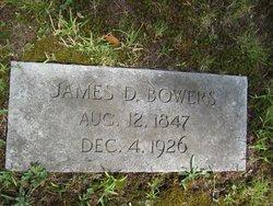 James D Bowers