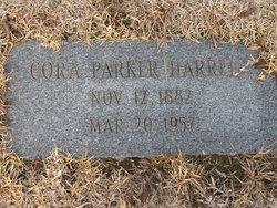 Cora Lessie <i>Parker</i> Harrell
