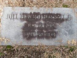 Joel Edward Harrell, Jr