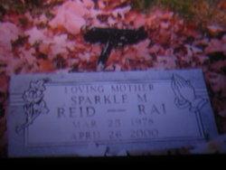 Sparkle Michelle <i>Reid</i> Rai