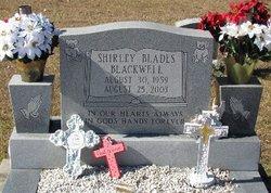 Shirley M. <i>Blades</i> Blackwell