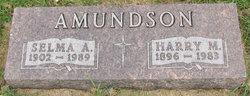 Selma Amanda <i>Ness</i> Amundson