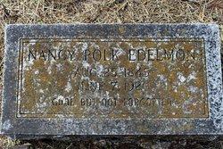 Nancy Polk Nannie <i>Williams</i> Edelmon