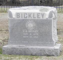 C. B. Bickley