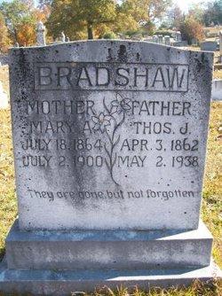 Mary Ann Bradshaw