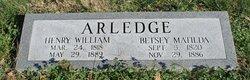 Henry William Arledge
