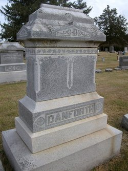 Jennie Cynthia <i>Fox</i> Danforth