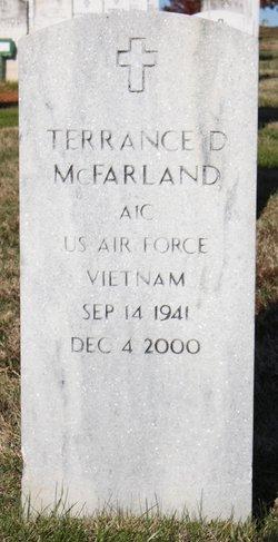 Terrance Dillion Terry McFarland