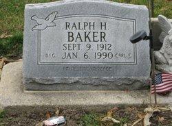 Ralph Hartley Baker
