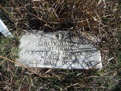 Leroy Bailey