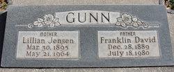Franklin David Gunn