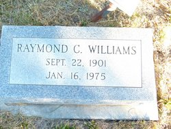 Raymond Christopher Williams