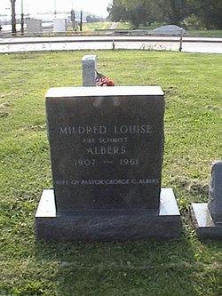 Mildred Louise <i>Schmitt</i> Albers