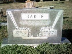 Lucy Emiline <i>Jones</i> Baker