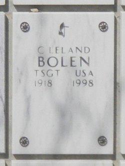 Clarence Leland Bolen
