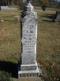 Adelbert D. Huyck