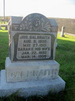 Sarah Elizabeth <i>Robinson</i> Galbraith